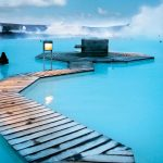 tour dell'Islanda laguna blu