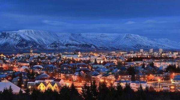 Winter-Reykjavik