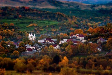 transilvania – paesaggio